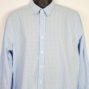 UNTUCKit Slim Fit Button Front Long Sleeve Shirt